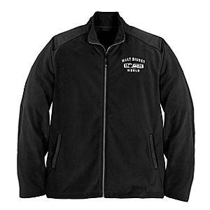 Mickey Mouse Fleece Jacket for Men - Walt Disney World