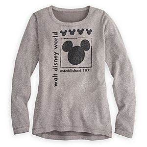 Mickey Mouse Icon Tee for Women - Walt Disney World