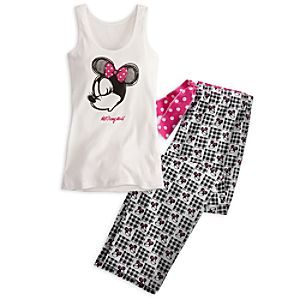 Minnie Mouse Pajama Set for Women - Walt Disney World