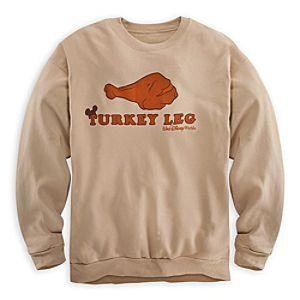 Turkey Leg Sweatshirt for Adults - Walt Disney World