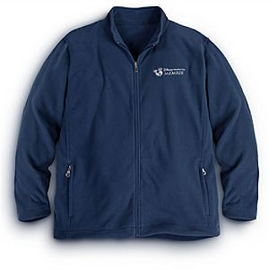 Limited Availability Disney Vacation Club Member Fleece Jacket for Men
