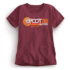 EPCOT 30th Anniversary Tee for Women