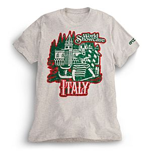 EPCOT 30th Anniversary Tee for Adults - Italy
