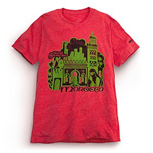 EPCOT 30th Anniversary Tee for Adults - Morocco