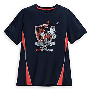 Mickey Mouse Performance Tee for Adults - RunDisney