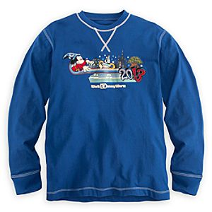 Sorcerer Mickey Mouse Tee for Men - Walt Disney World 2013