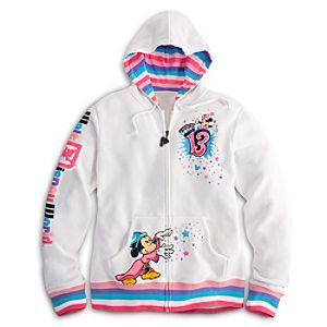 Sorcerer Mickey Mouse Hoodie for Women - Walt Disney World 2013