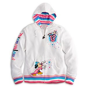 Sorcerer Mickey Mouse Hoodie for Women - Disneyland 2013