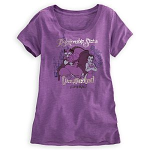 Beauty and the Beast Tee for Woman