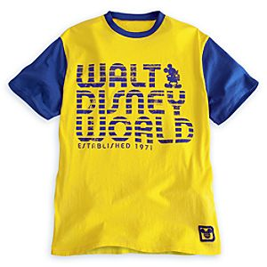 Walt Disney World Tee for Men