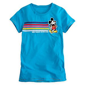 Mickey Mouse Tee for Women - Walt Disney World