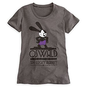 Oswald the Lucky Rabbit Tee for Women