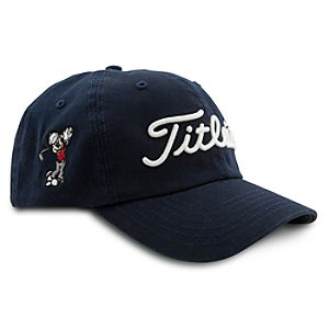 Mickey Mouse Titleist Baseball Hat for Adults - Navy