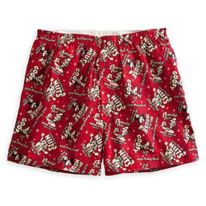 Mickey Mouse Boxer Shorts for Men - Walt Disney World