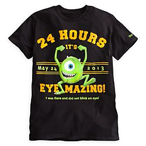 Mike Wazowksi - Monstrous Summer All-Nighter Tee for Adults - Walt Disney World