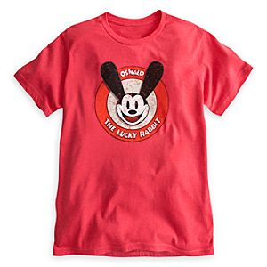 Oswald The Lucky Rabbit Tee for Adults