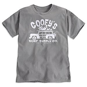 Goofy Surf Tee for Adults