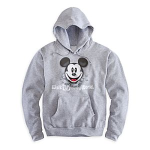 Mickey Mouse Peek-A-Boo Hoodie for Adults - Walt Disney World
