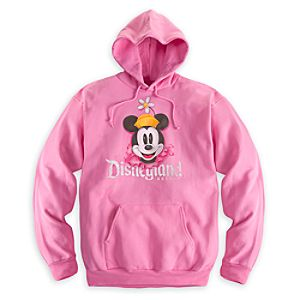 Minnie Mouse Peek-A-Boo Hoodie for Women - Disneyland