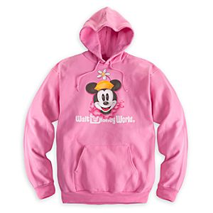 Minnie Mouse Peek-A-Boo Hoodie for Women - Walt Disney World