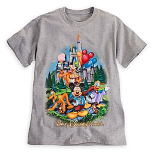 Storybook Tee for Women - Walt Disney World