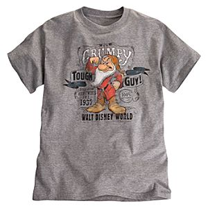 Grumpy Tough Guy! Tee for Women - Walt Disney World