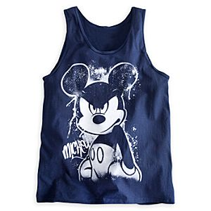 Mickey Mouse Tank Tee for Adults