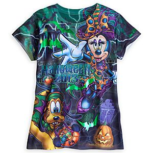 Minnie Mouse and Friends Tee for Women - Walt Disney World - Halloween 2013