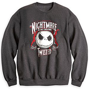 Jack Skellington Sweatshirt for Men - 20th Anniversary