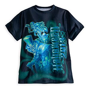 Hitchhiking Ghosts Tee for Adults - Walt Disney World