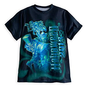 Hitchhiking Ghosts Tee for Adults - Disneyland