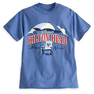 Disneys Hilton Head Island Resort Tee for Adults - Limited Availability
