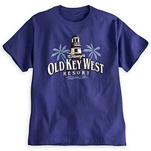 Disneys Old Key West Resort Tee for Adults - Limited Availability