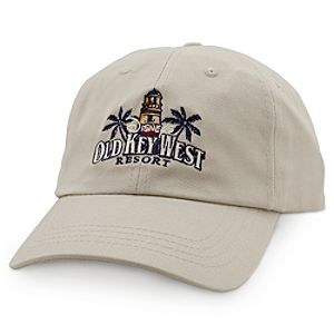Disneys Old Key West Resort Baseball Cap - Limited Availability