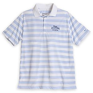 Disneys Saratoga Springs Resort and Spa Polo Shirt for Men by Nike Golf - Limited Availability