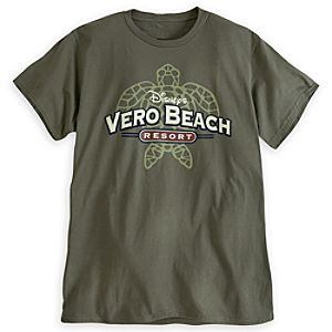 Disneys Vero Beach Resort Tee for Adults - Limited Availability