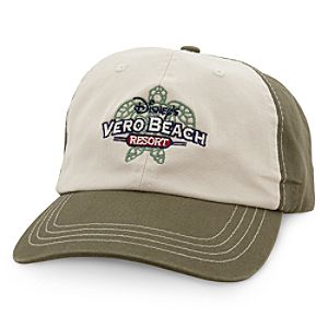 Disneys Vero Beach Resort Baseball Cap - Limited Availability