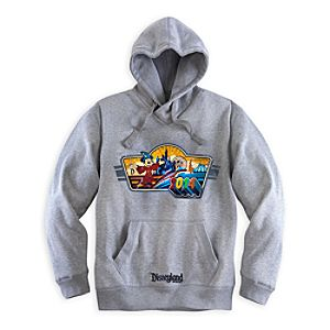 Sorcerer Mickey Mouse Hoodie for Men - Disneyland 2014