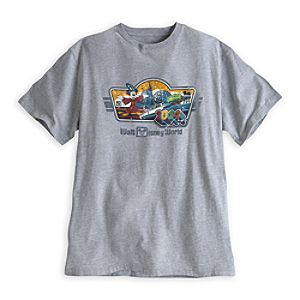 Sorcerer Mickey Mouse Tee for Men - Walt Disney World 2014