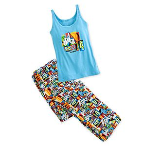 Disneyland Pajama Set for Women - 2014