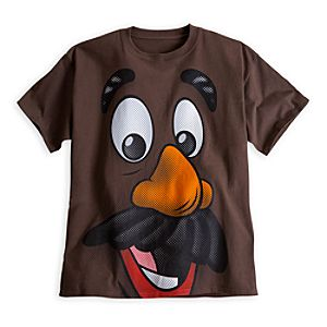 Mr. Potato Head Face Tee for Adults