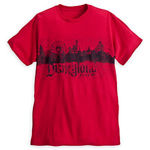 Disneyland Skyline Tee for Adults