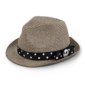 Jack Skellington Fedora for Adults