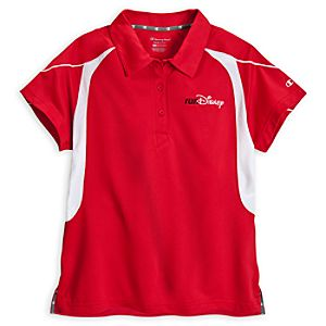 RunDisney Performance Polo for Women by Champion