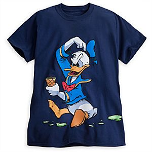 Donald Duck and Chip n Dale Tee for Adults