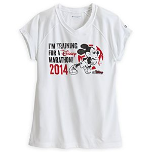Mickey Mouse Performance Tee for Women - RunDisney