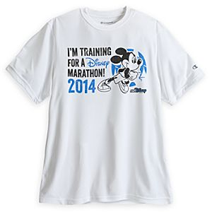 Mickey Mouse Performance Tee for Men - RunDisney