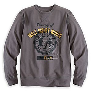 Walt Disney World Long Sleeve Tee for Adults