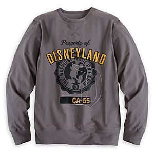 Disneyland Long Sleeve Tee for Adults