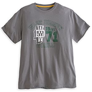 Collegiate Tee for Adults - Walt Disney World